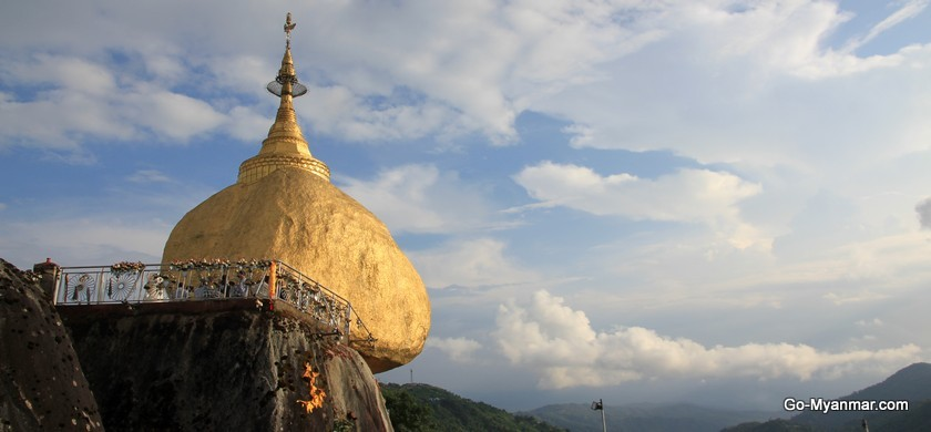 Mount kyaiktiyo the golden rock information go myanmar for thecheapjerseys Images