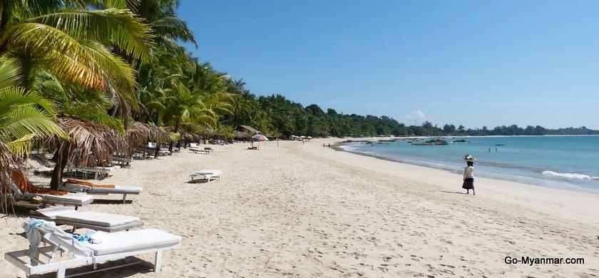 Ngapali beach information go myanmar activities around the beach altavistaventures Gallery