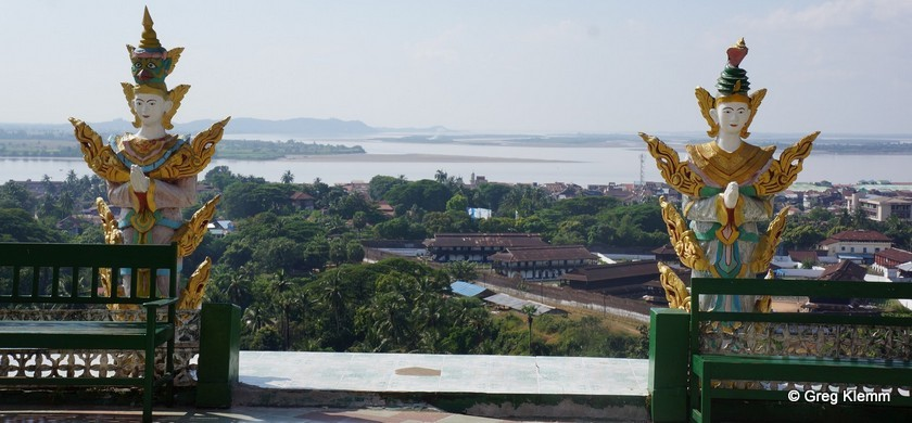 Visit Mawlamyine (Moulmein), Burma (Myanmar)