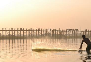 Amarapura & U Bein Bridge
