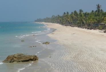 Bay of bengal beaches