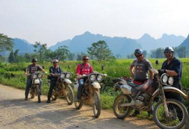 Motorbiking Tours