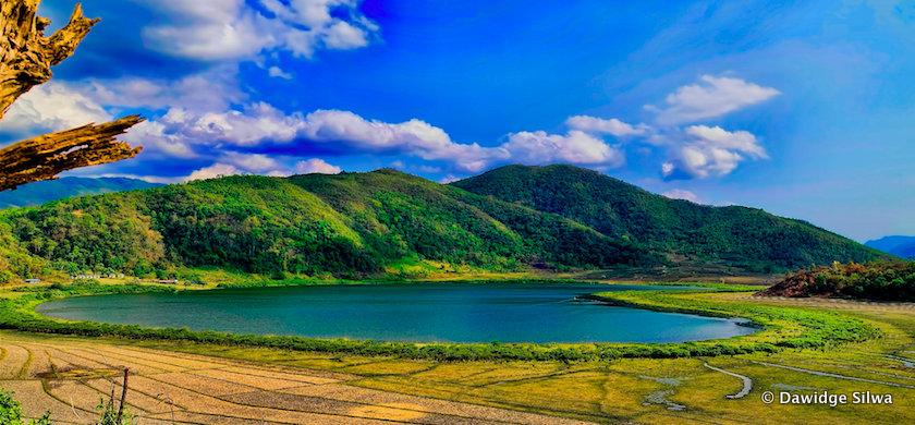 Rih Lake