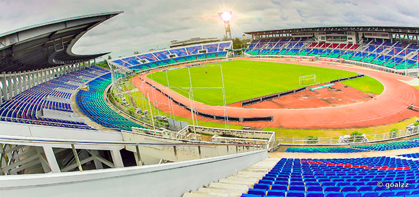 Thuwunna Stadium in Yangon
